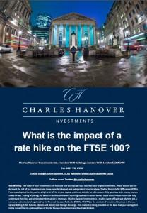 Rate hike cover
