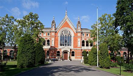 Dulwich College, near Sydenham Hill