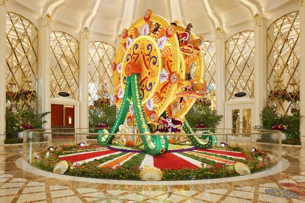 Wynn Palace New Gamble On Macau Casino Industry Opens Today