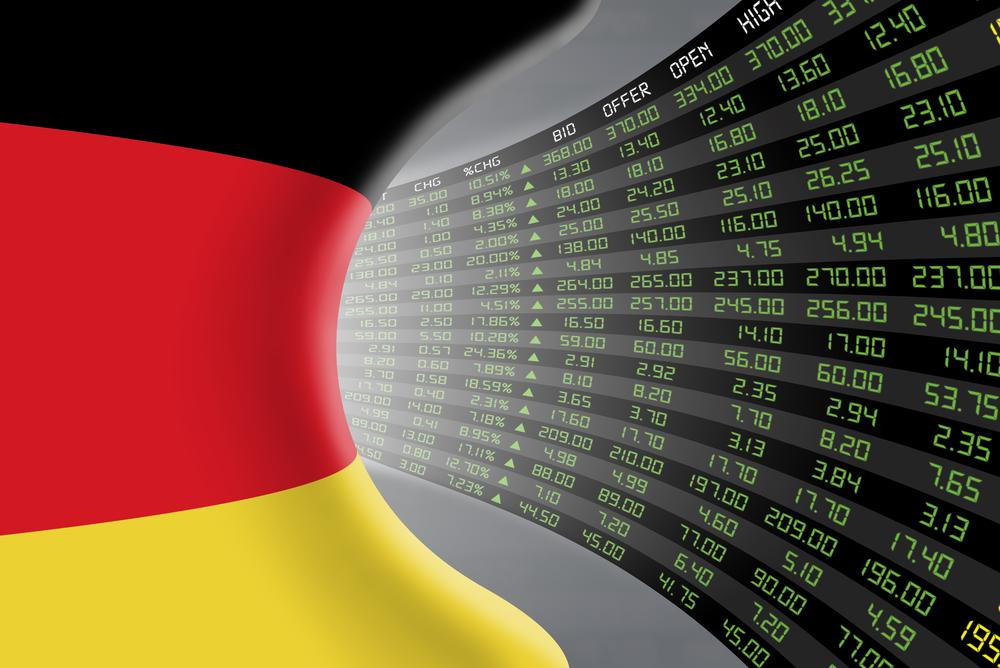 Germany Dax 30 At All Time Highs