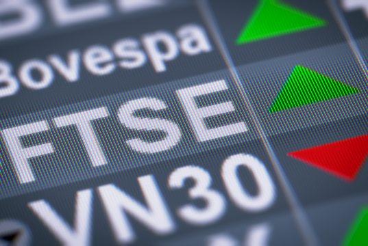 FTSE 100 overvalued