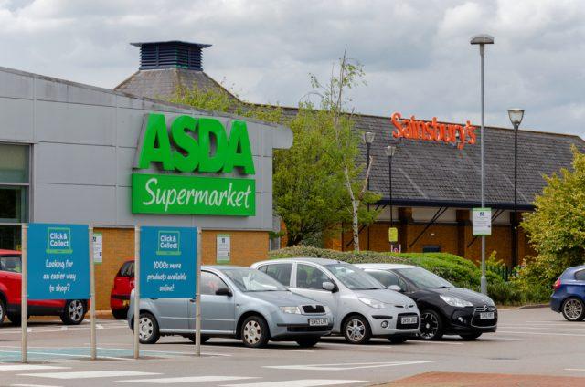 Sainsbury's-Asda