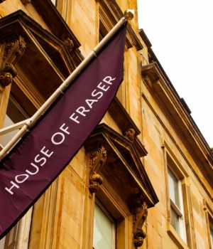 House of Fraser's entire senior management team sacked