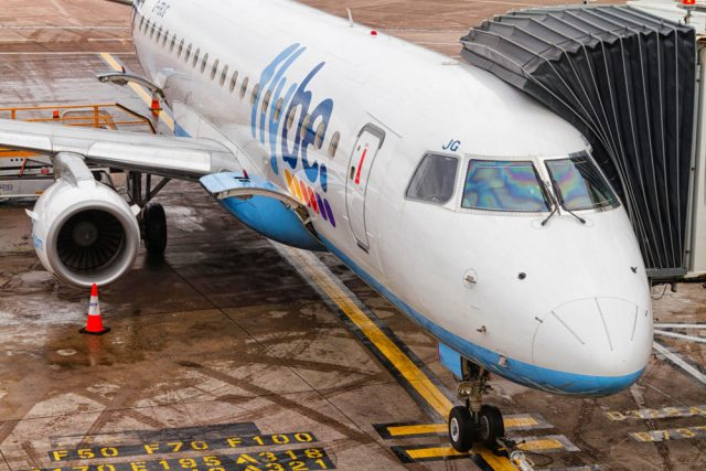 Flybe shares remain low on improved deal