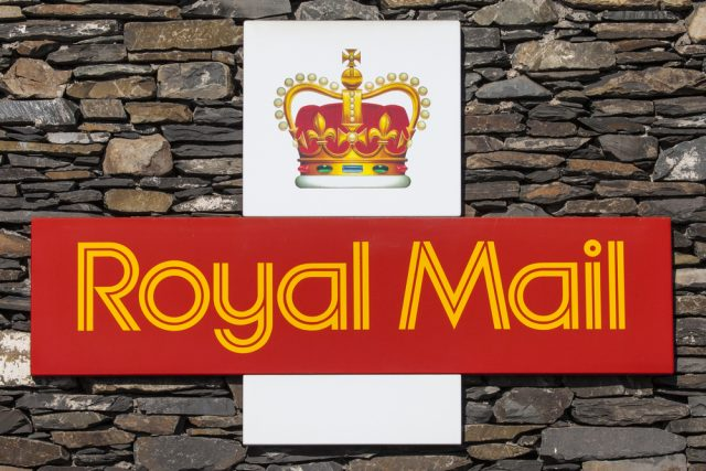 Royal Mail shares plunge over 17%