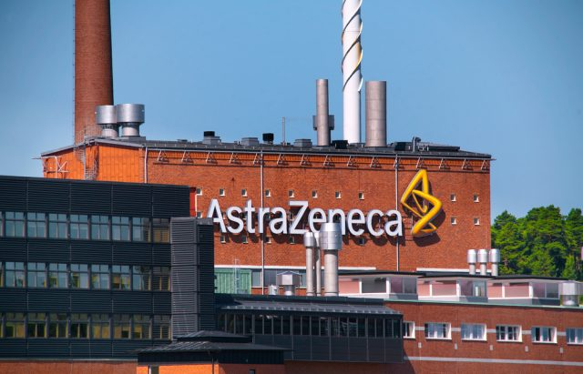 AstraZeneca reveals 12% rise in first half product sales