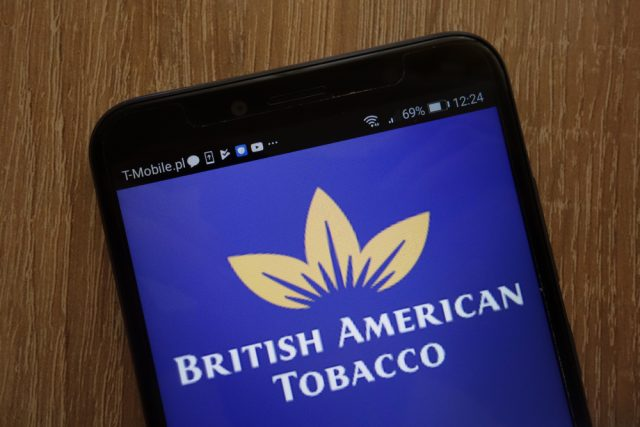 British American Tobacco stubs out 2,300 roles