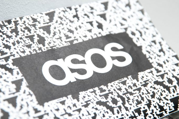 ASOS shares rise on recovery signs