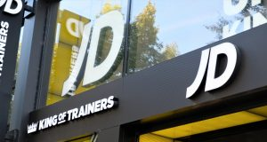 JD Sports shares rise on sales and profit growth