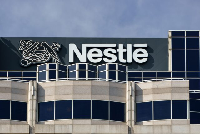Nestle reports 3.6% organic growth
