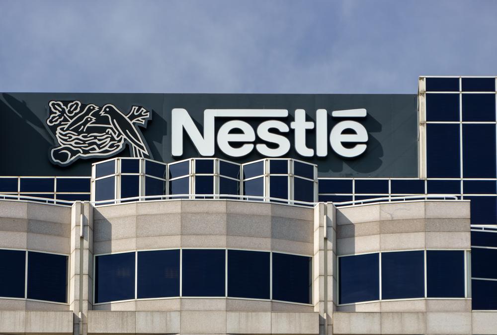 Nestle reports 3.6% organic growth