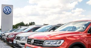 Volkswagen's sales revenue and profit grow