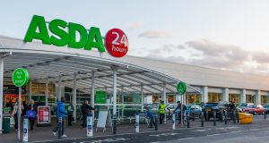 Growth slows for supermarkets