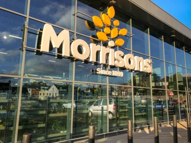 Morrisons pre-tax profits rise but Brexit weighs