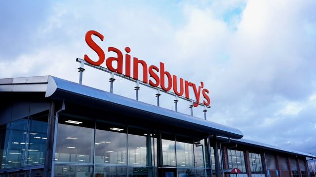 Sainsbury's profits take a hit