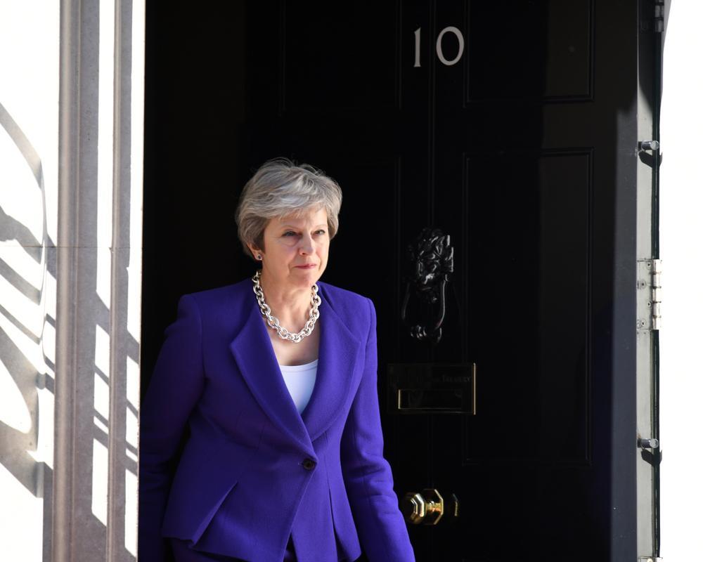 Tory leadership