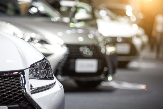 UK new car registrations plunge 44%
