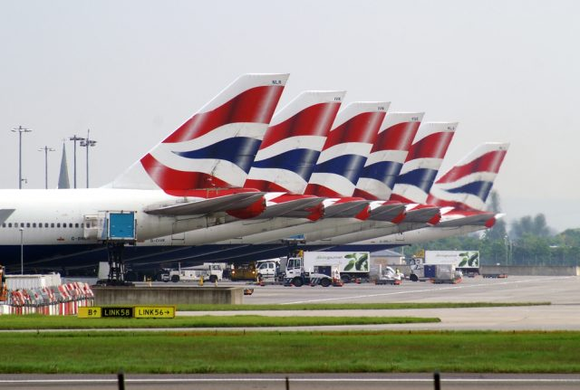 IAG Q3 profits hit by BA strike