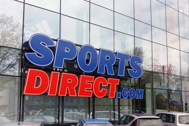Sports Direct makes an offer for Goals Soccer Centres