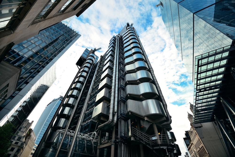 Lloyd's of London profits surge