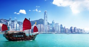 Hong Kong economy in recession amid protests