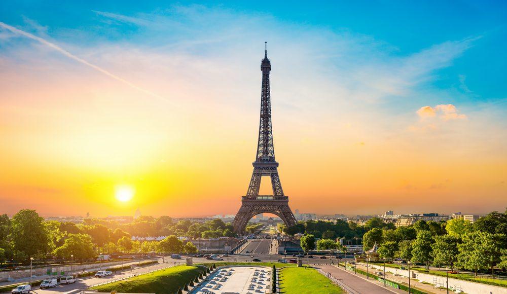 National strike paralyzes France