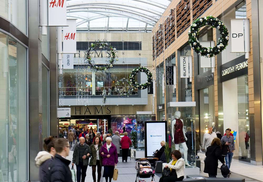 Retail sales down with later timing of Black Friday