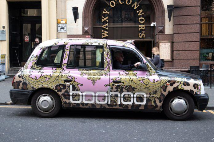 boohoo taxi