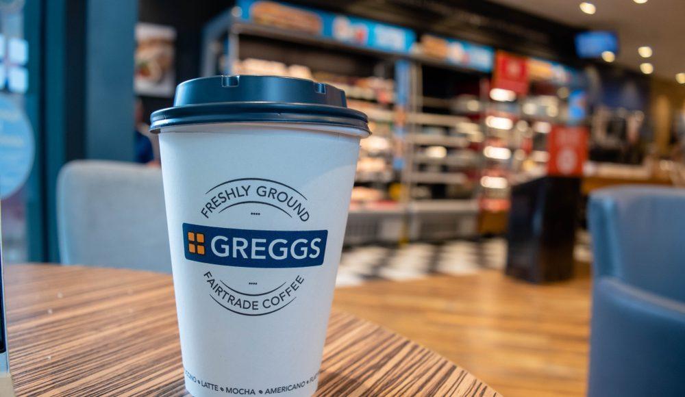 greggs coffee