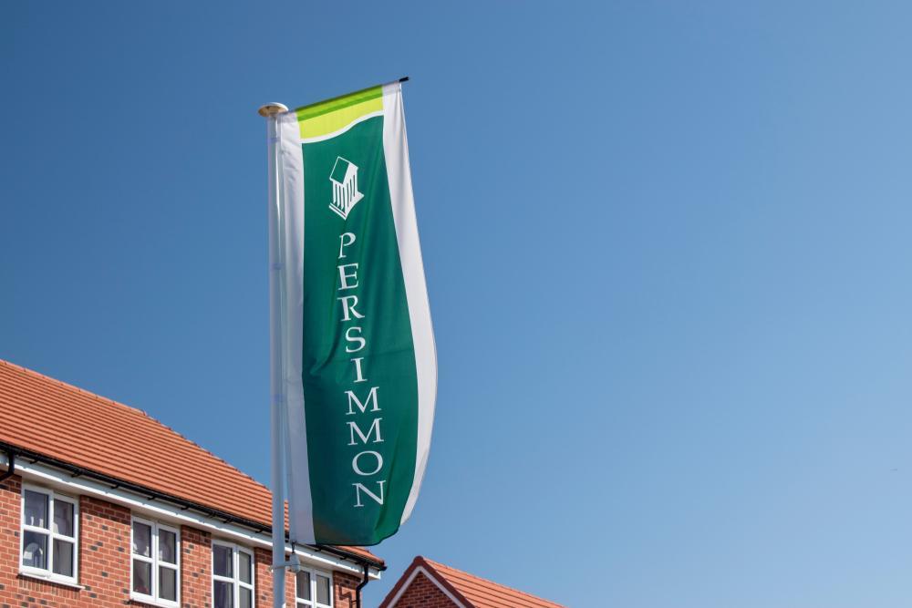 persimmon flag