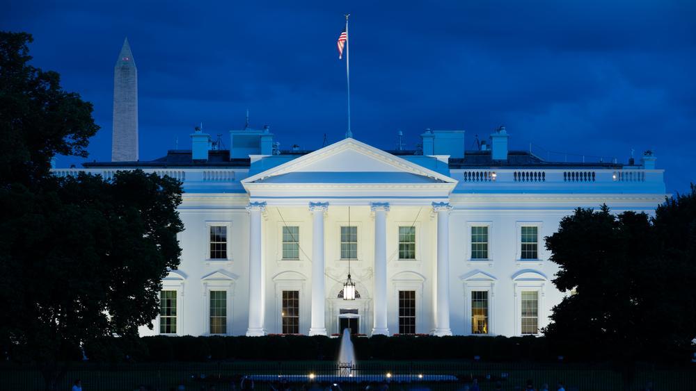 white house pound