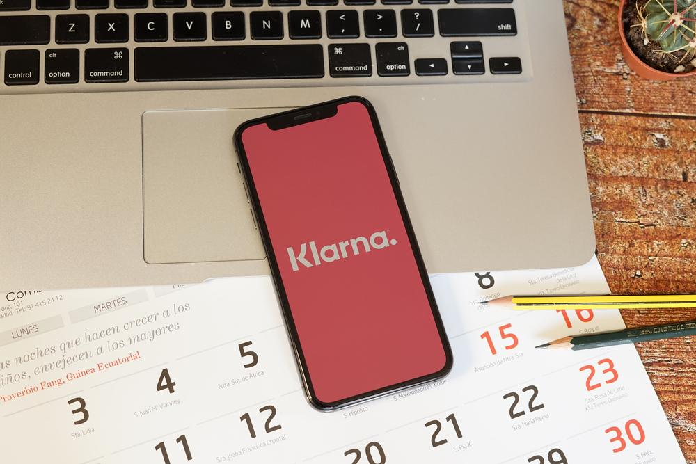 klarna screen