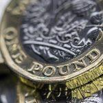 Selective,Focus,Of,The,New,Uk,One,Pound,Coin